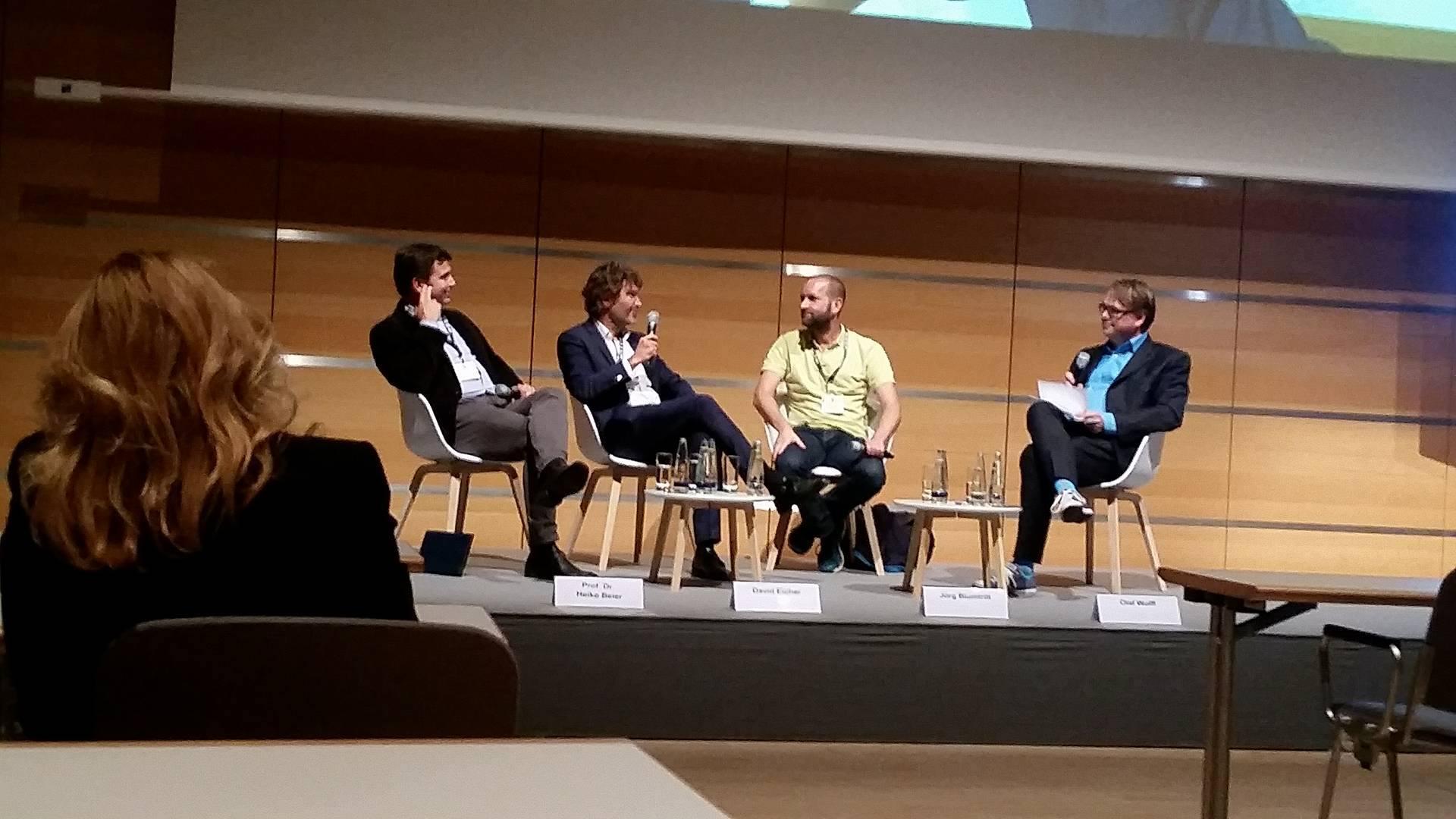 Medientage München 2016: Hitzige Abschlussdiskussion beim Content-Gipfel.