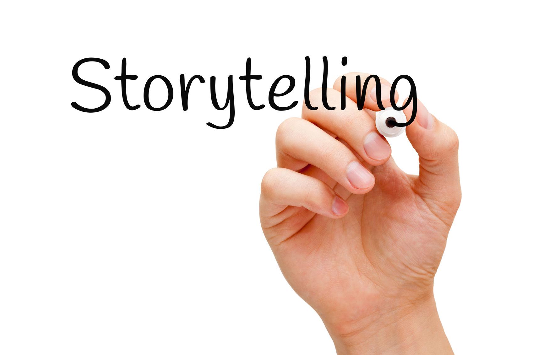 Erzählen Sie Ihre Geschichte – mit Herzblut! Bildquelle: iStock, marekuliasz