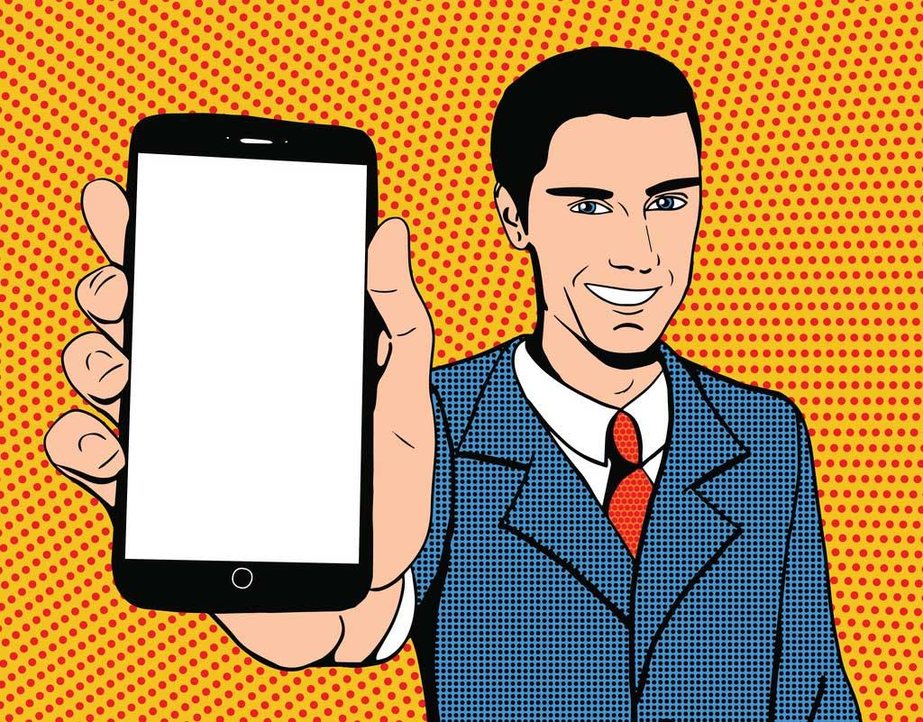 Content Marketing Trends: Nutzer verbreiten visuelle Inhalte vor allem mobil.